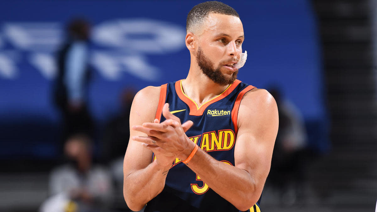 """Sports Medicine Expert Explains Why Steph Curry Is The MVP- """"He Probably Was Dealing With A Lot More Pain During The Season, Which Makes His Performance All The More Remarkable."""""""
