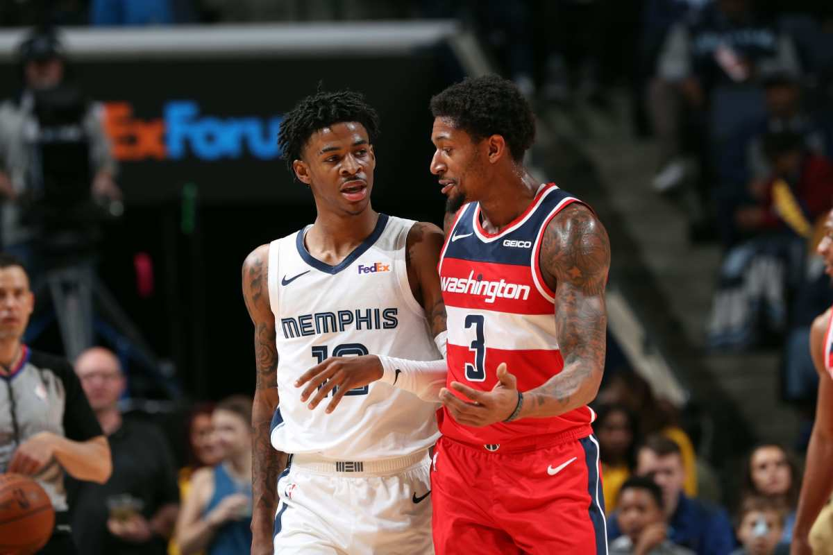 NBA Trade Rumors- Grizzlies Could Trade For Bradley Beal