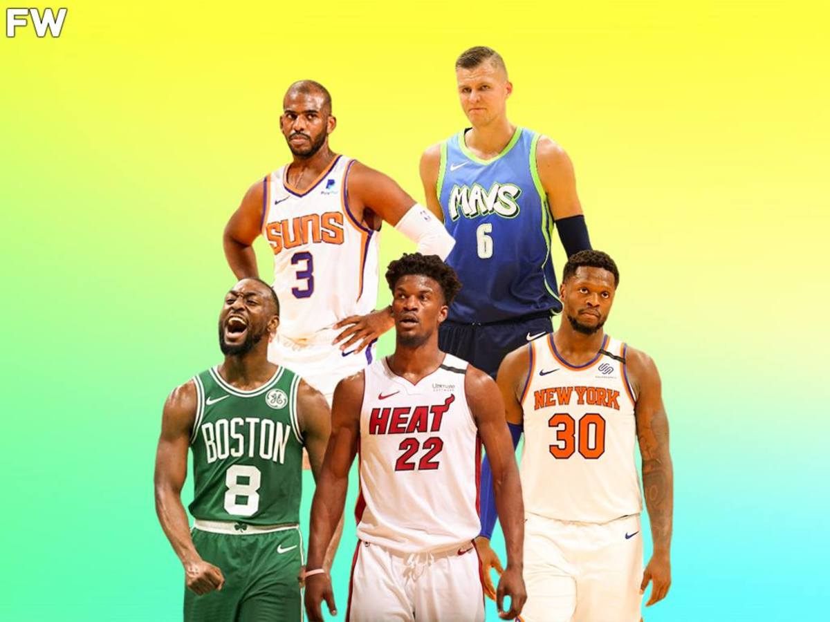 5 NBA Stars That Struggled In The First Round Of The Playoffs