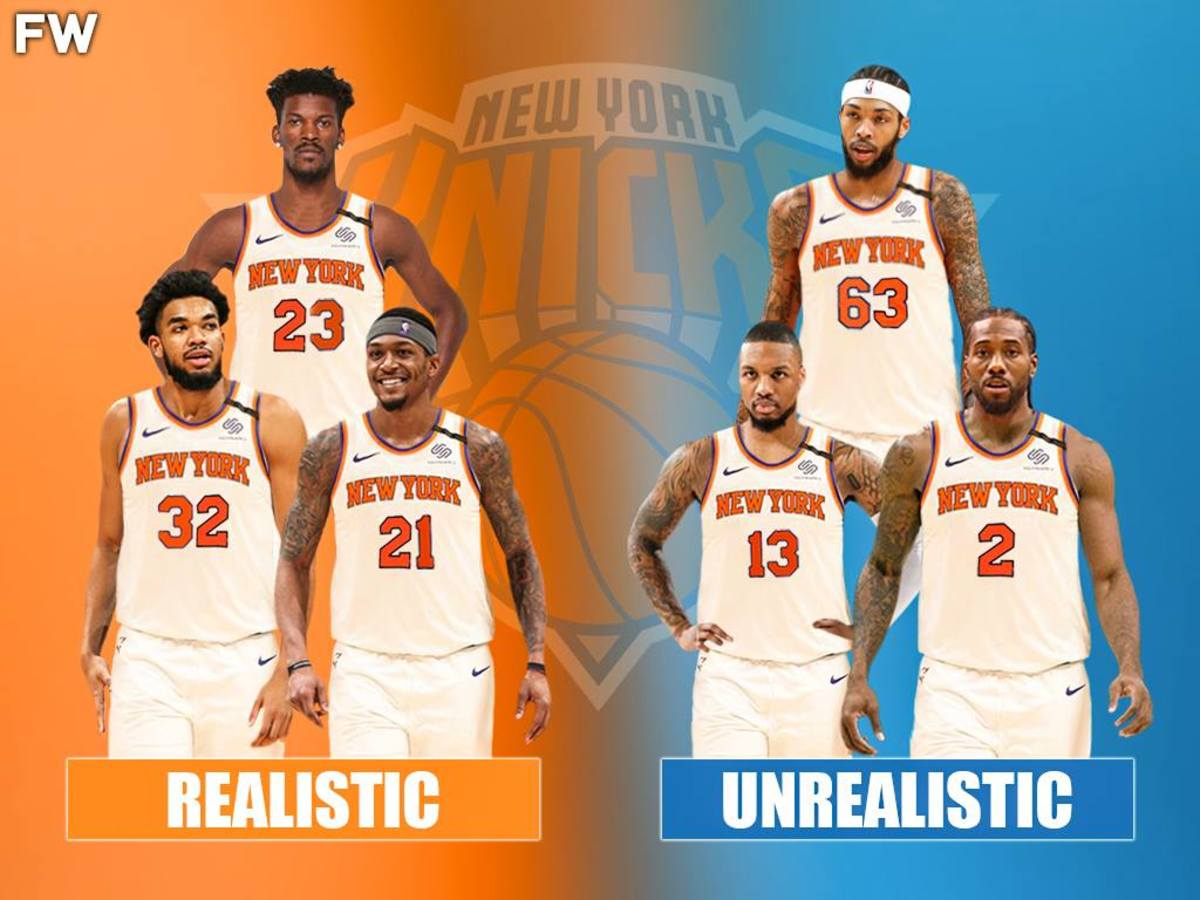 NBA Rumors: 3 Realistics And 3 Unrealistic Targets For The New York Knicks This Summer