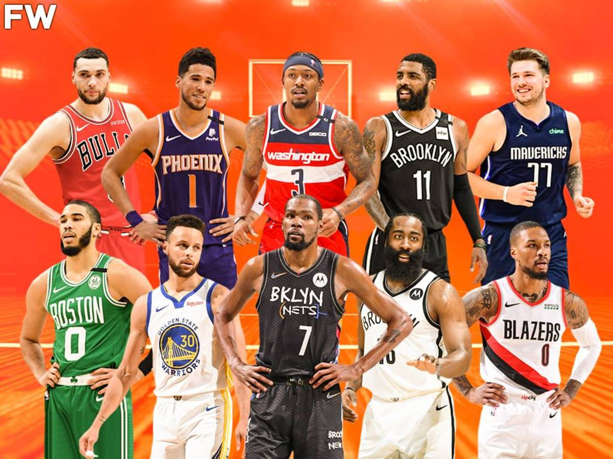 10 Best Pure Scorers In The NBA Right Now: Kevin Durant, Stephen Curry, And James Harden Are World-Class