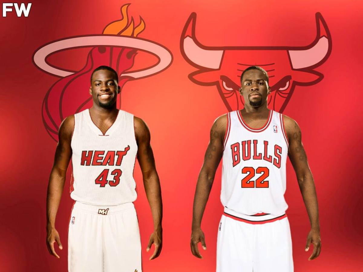 Draymond Green Thought Miami Heat Or Chicago Bulls Would Draft Him, Not Golden State Warriors