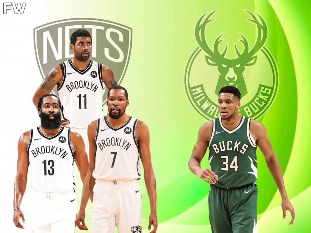 The Nets Big Three vs. Giannis Antetokounmpo