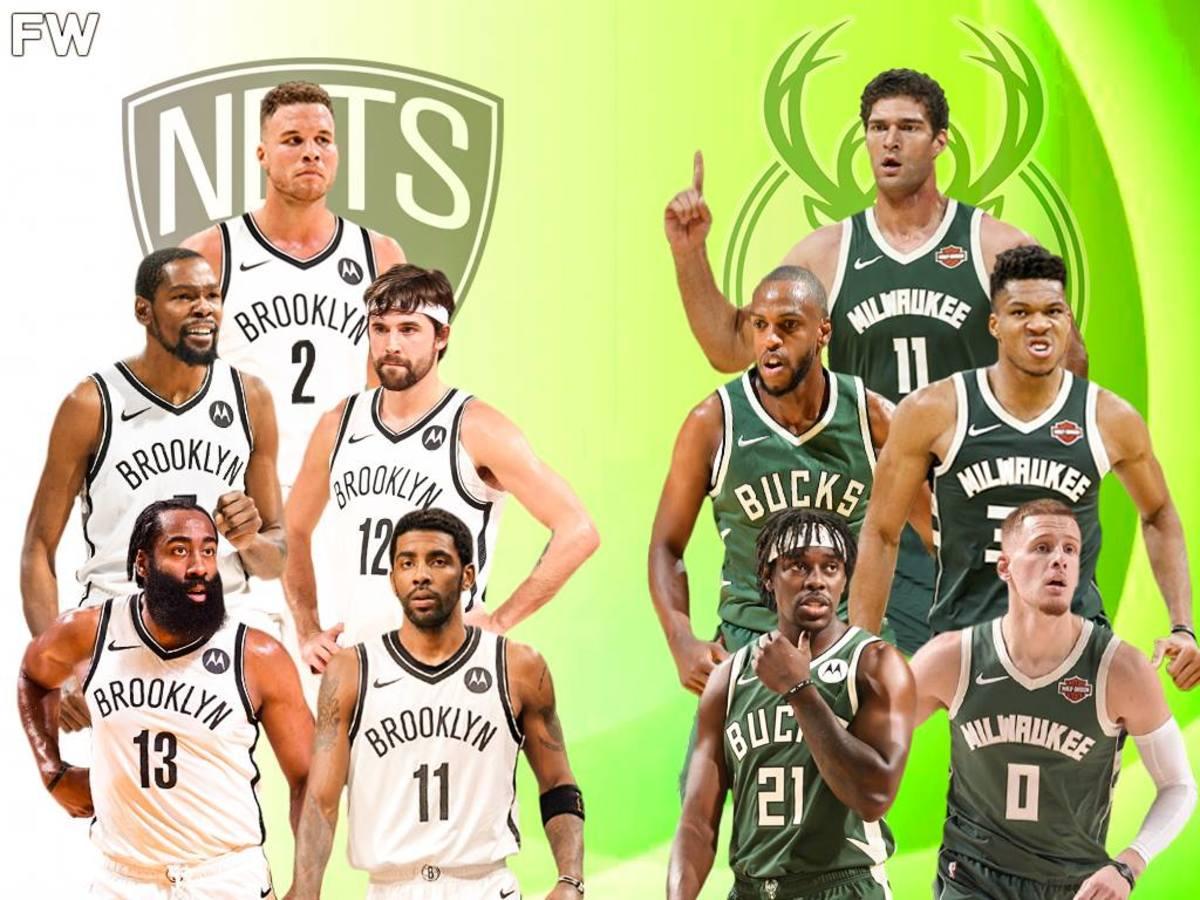 The Full Comparison: Brooklyn Nets Superteam vs. Milwaukee Bucks