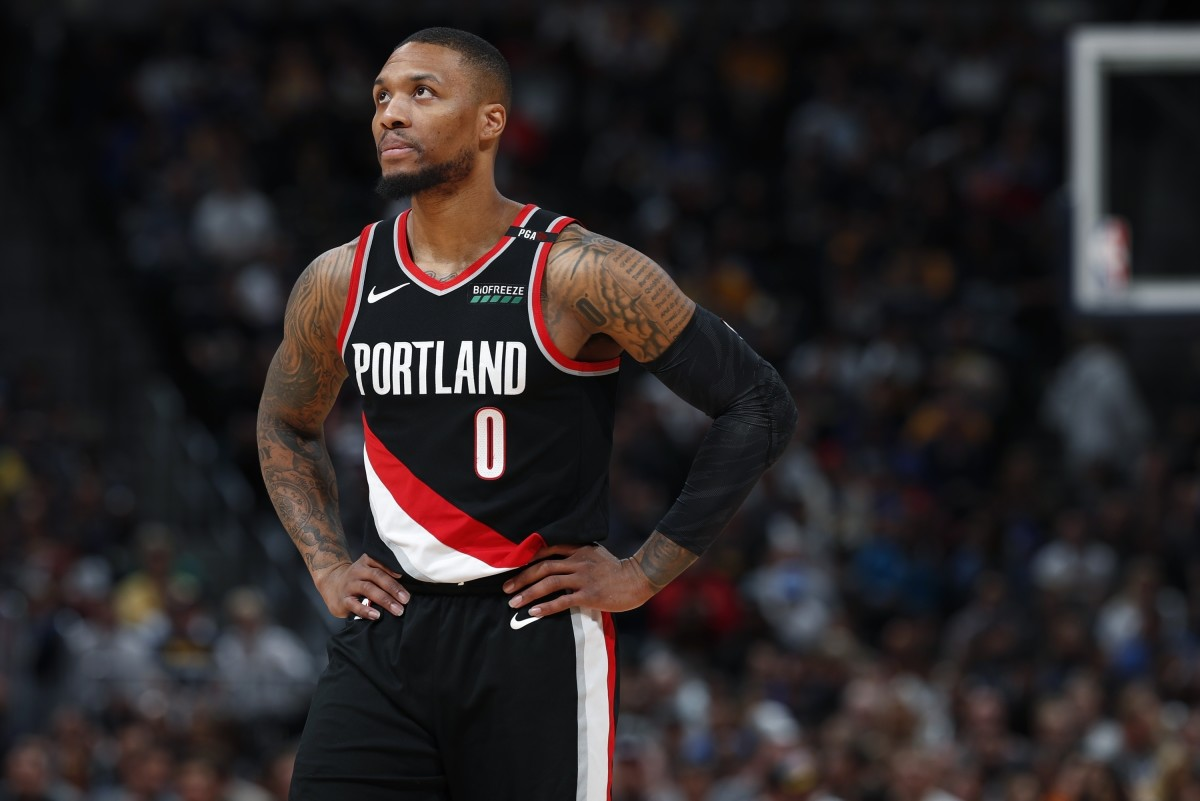 Damian Lillard Posts Cryptic Instagram Message After Playoff Elimination