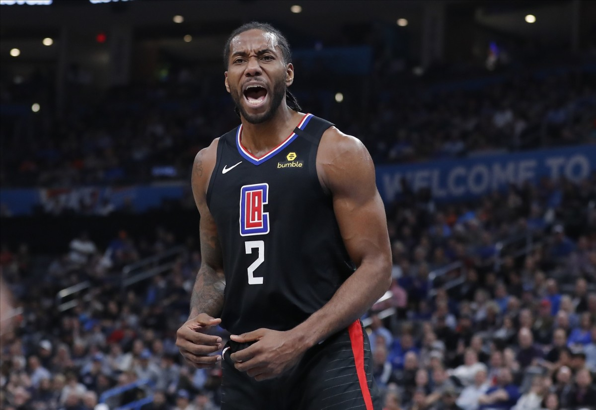 NBA Fans In Awe After Kawhi Leonard Scores 45 Points To Force Game 7 Against Mavericks