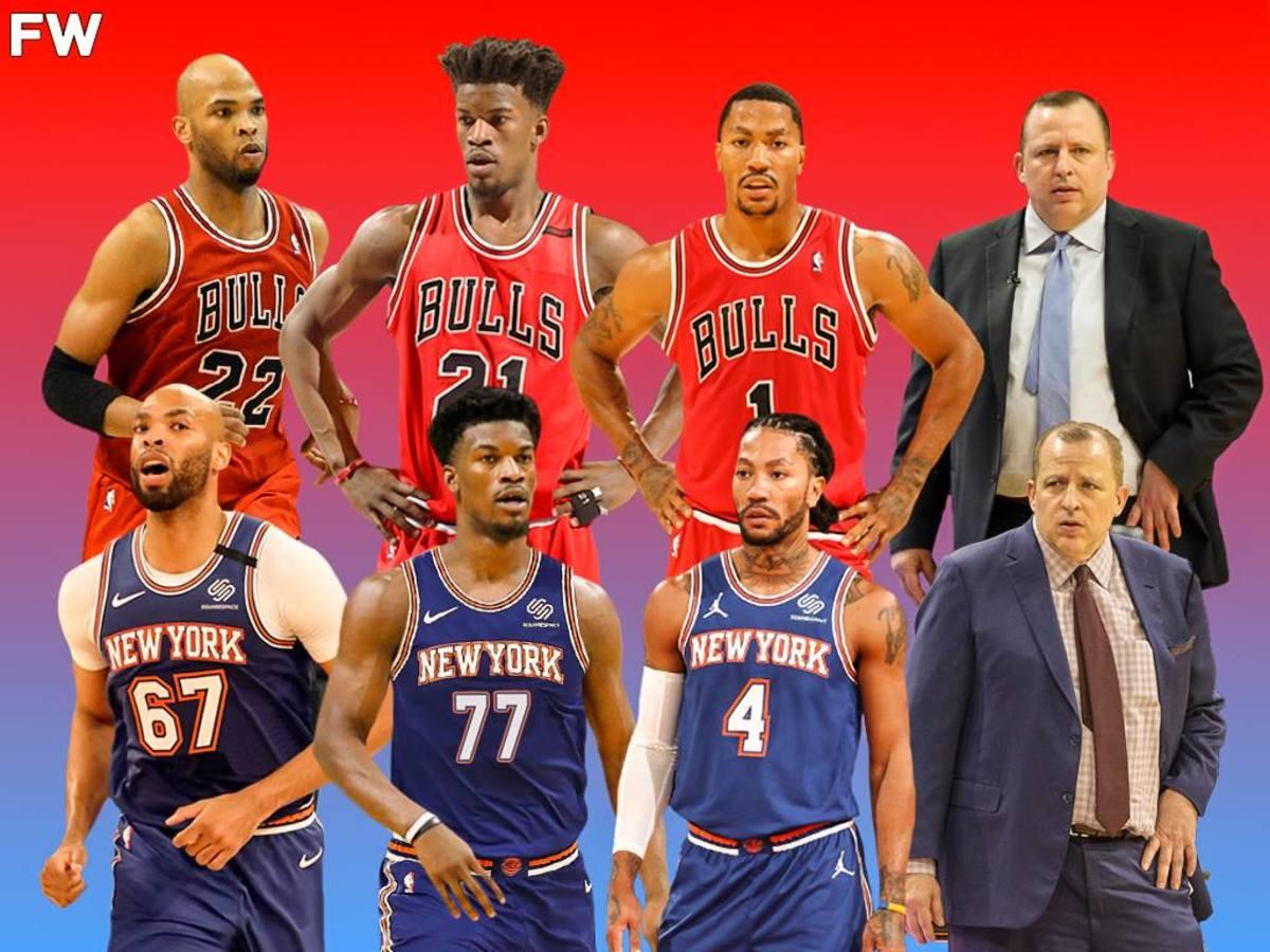 NBA Rumors: New York Knicks Can Reunite The 'New York Bulls'