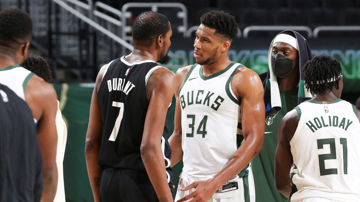 """Charles Barkley Responds After Bucks Lose To Nets In Game 2- """"These Guys Don't Have James Harden And Y'all Are Down 20+ Points? This Is Ridiculous."""""""