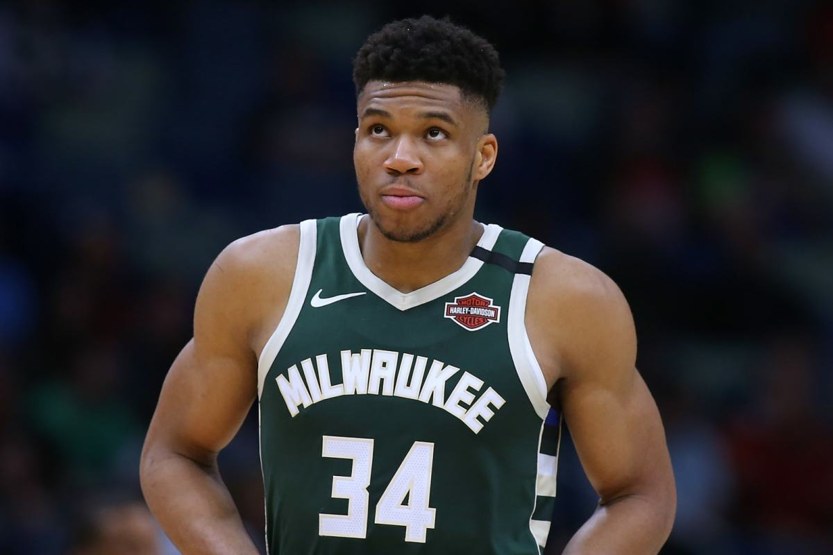 """Giannis Antetokounmpo After Going Down 0-2- """"I Don't Get Too High, I Don't Get Too Low."""""""