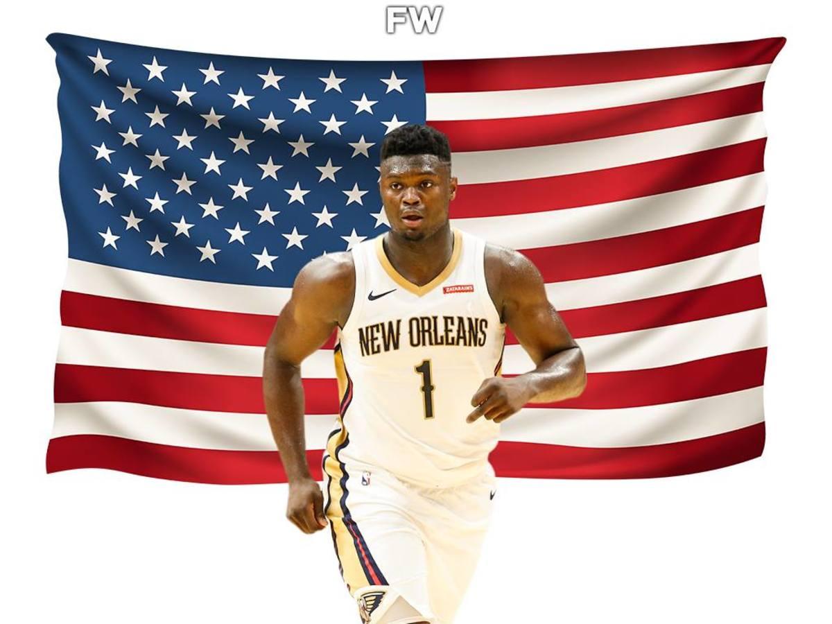 Zion Williamson USA