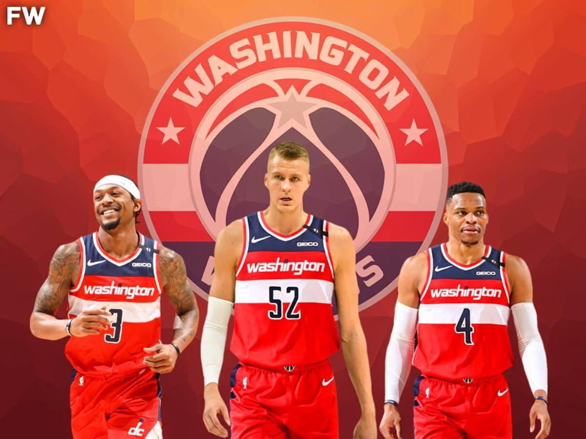 NBA Rumors Wizards Could Land Kristaps Porzingis And Create A Big Three This Summer