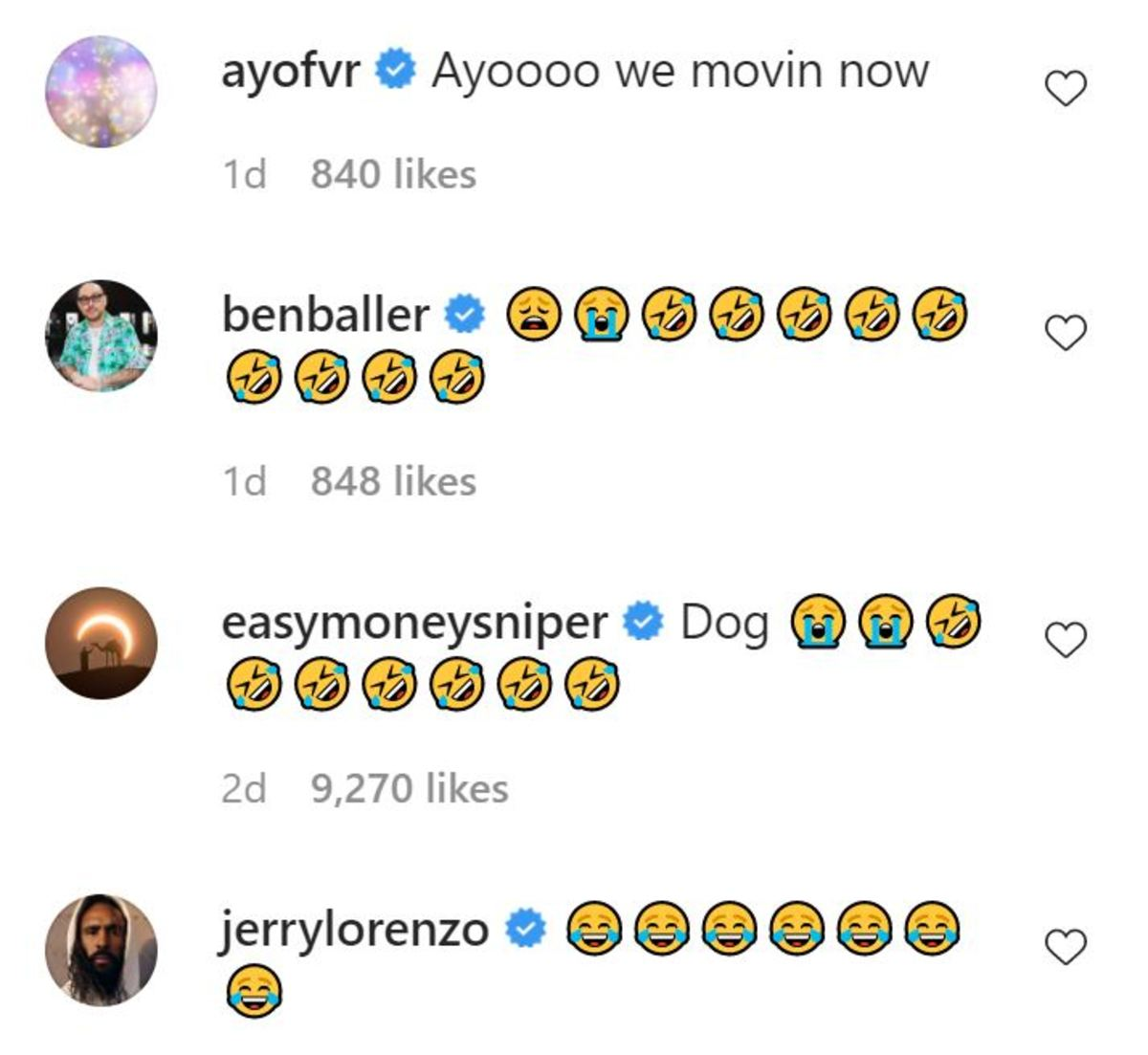 klay comments 2
