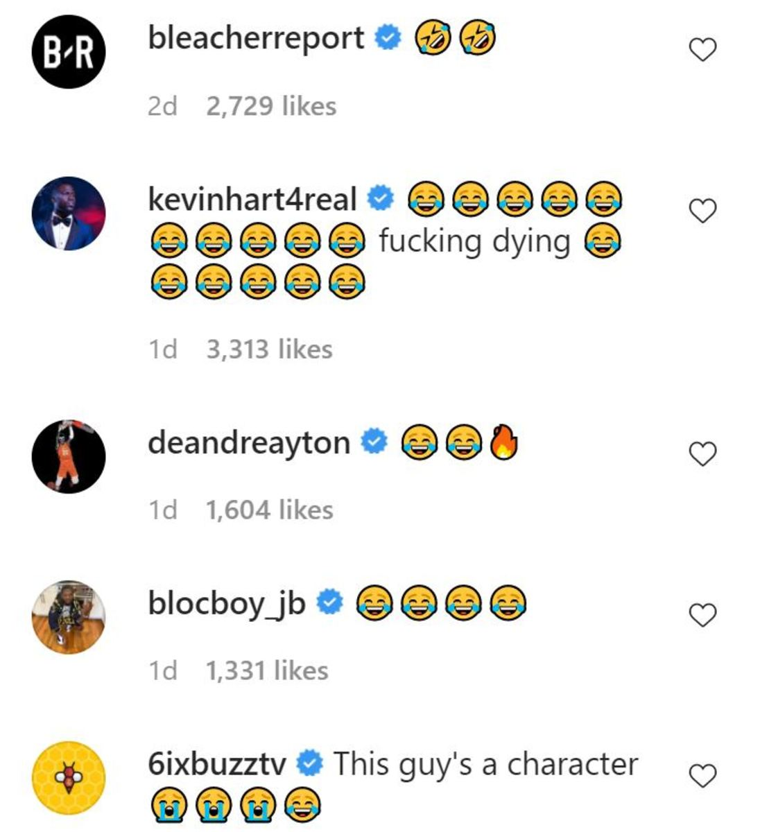 klay comments 1