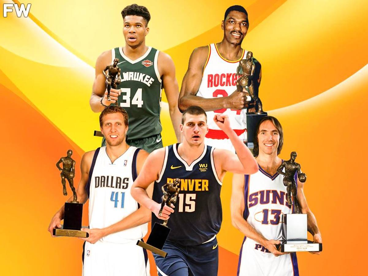 The Only Foreign NBA Players Who Have Won The MVP Award