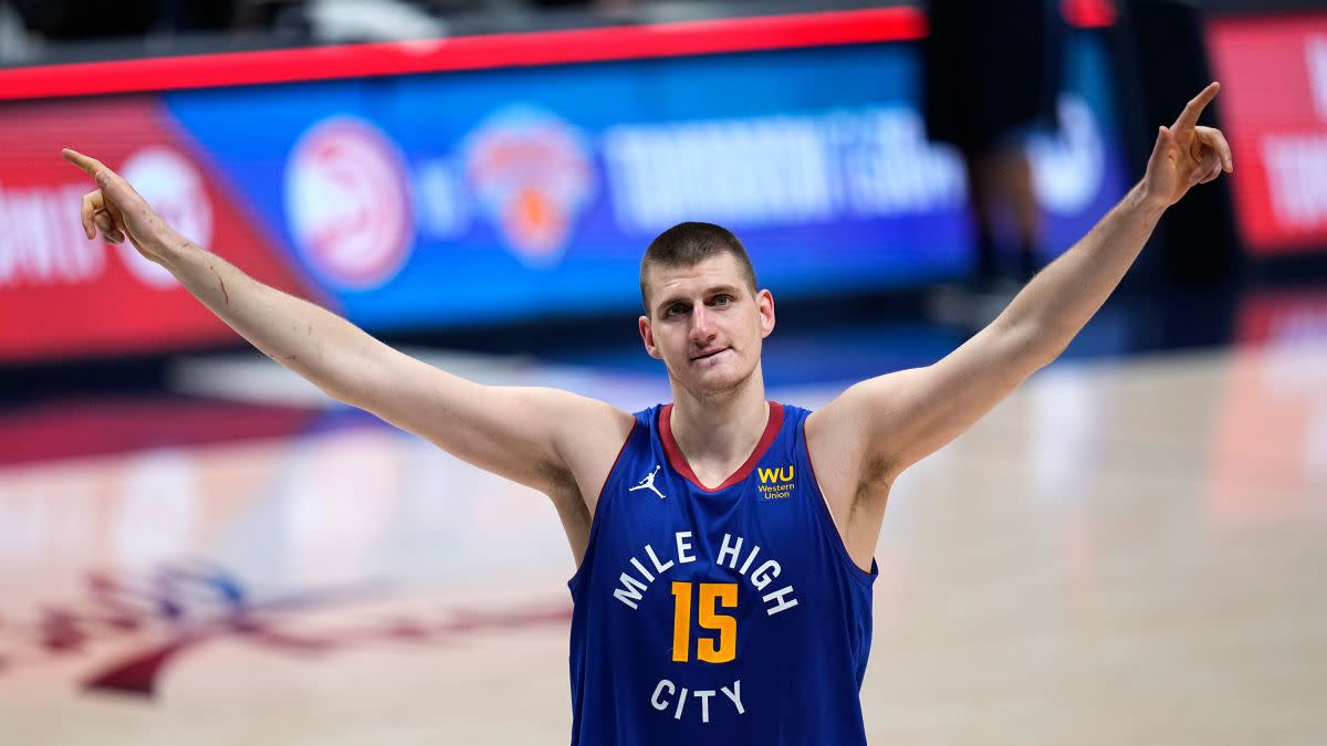 Nikola Jokic Becomes First Reigning MVP To Not Get A Christmas Day Game Since NBA Began 5 Games On Christmas Day