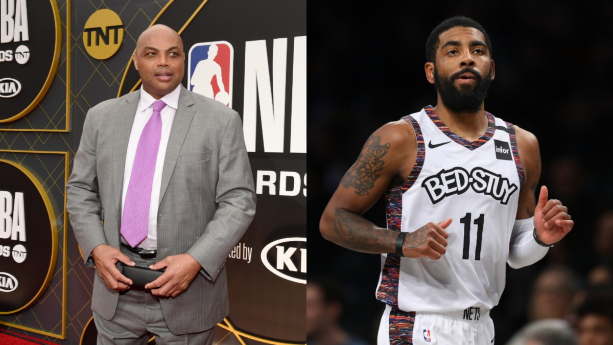 """Charles Barkley On The Nets- """"I'm Not A Fan Of Superteams. I'm Rooting Against These Guys."""""""
