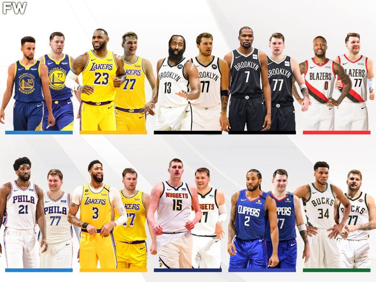 5 Superstars That Would And Wouldn't Fit Well With Luka Doncic
