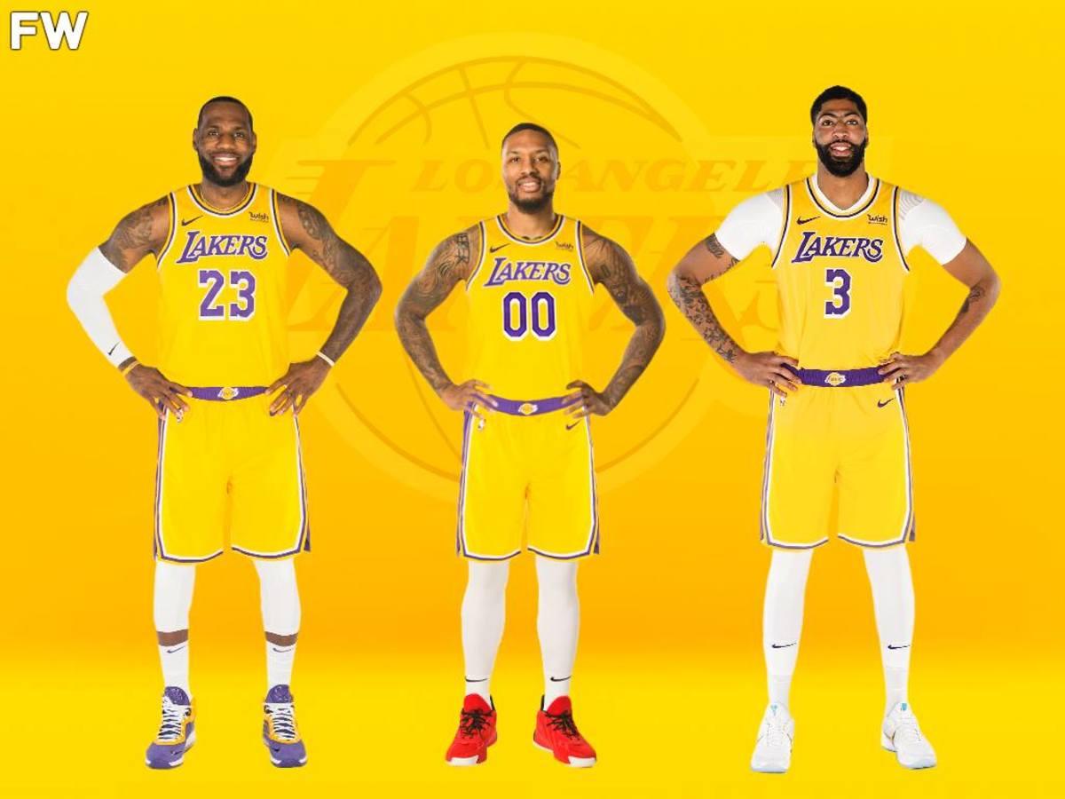 10 Reasons Why Damian Lillard Should Join LeBron James And Los Angeles Lakers