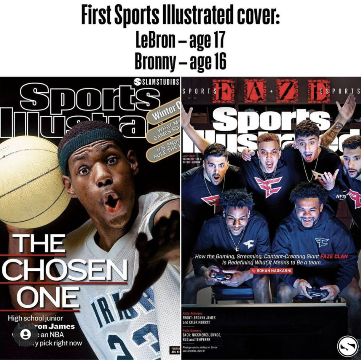 sports illustrated bronny