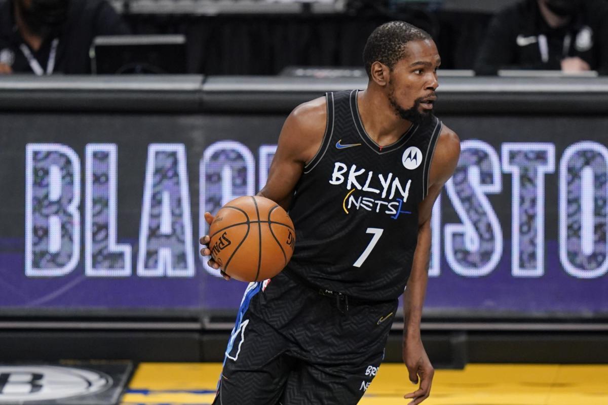 """""""Damn KD"""" Trends On Social Media After Kevin Durant Misses Potential Game Winner"""