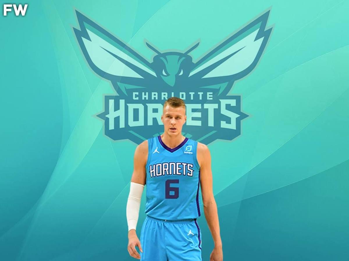 Kristaps Porzingis To The Charlotte Hornets
