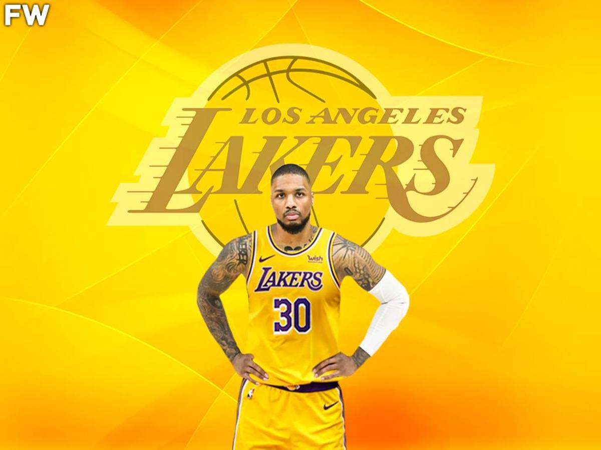Damian Lillard To The Los Angeles Lakers