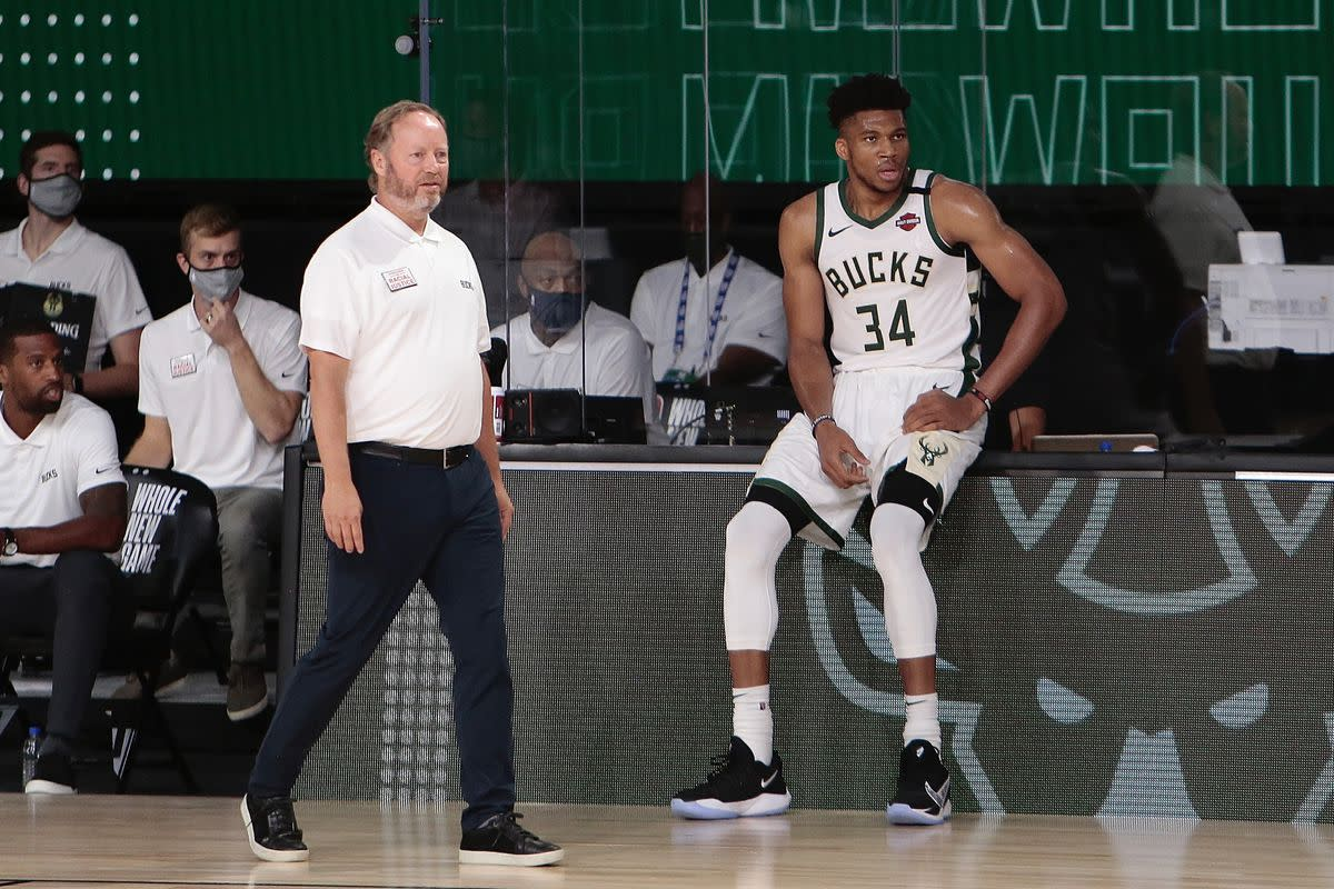 NBA Rumors- Mike Budenholzer Could Lose His Job If Bucks Get Eliminated By Brooklyn
