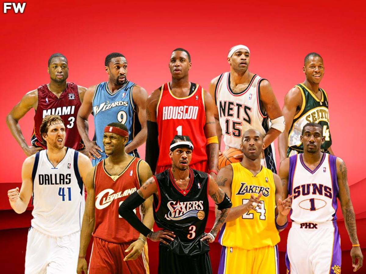 The 2004-05 Scoring Race Was Legendary: Allen Iverson Led The NBA Over 9 Other Superstars