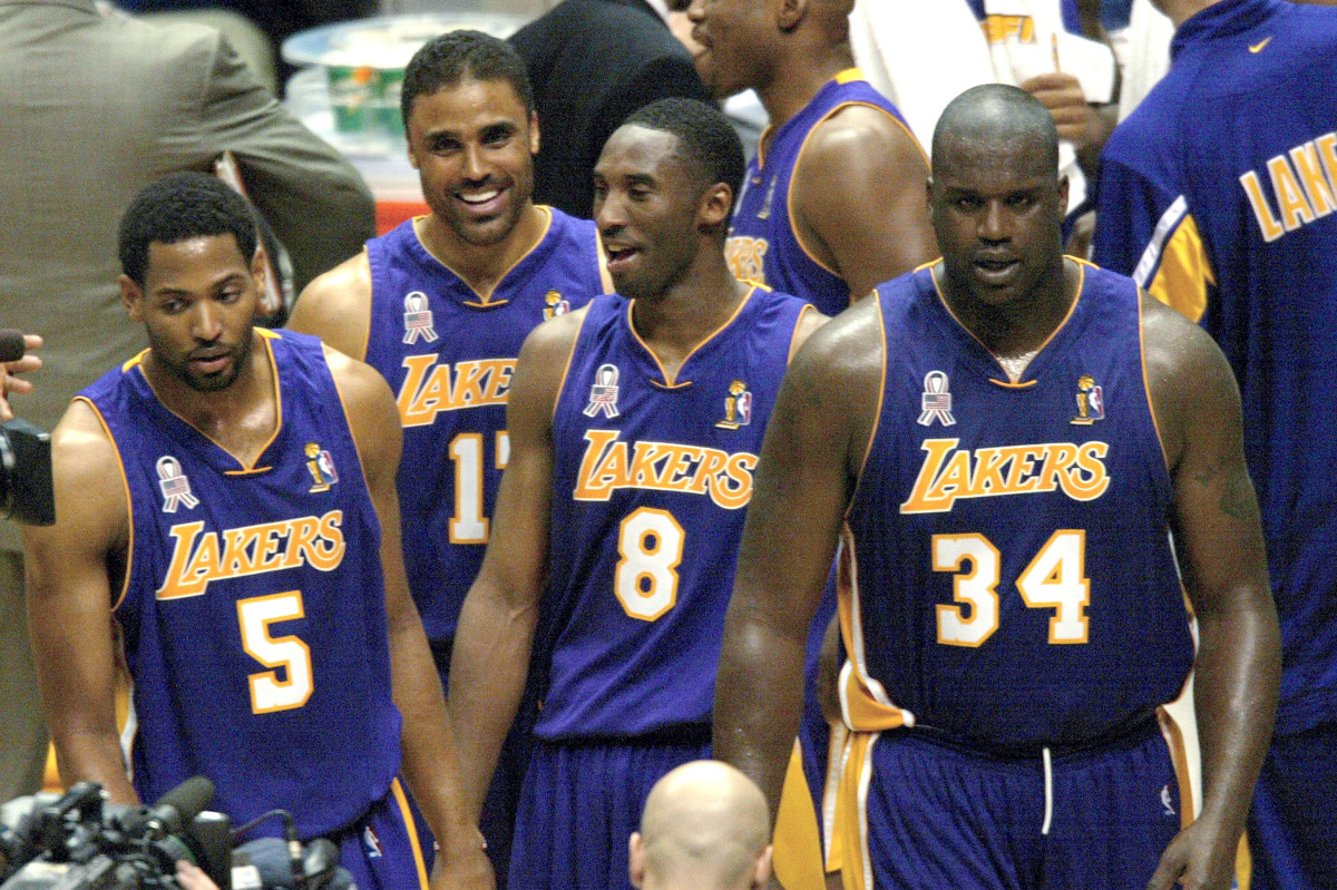 """Shaquille O'Neal And Robert Horry Say They Will Never Root For The Clippers- """"Hell No."""""""