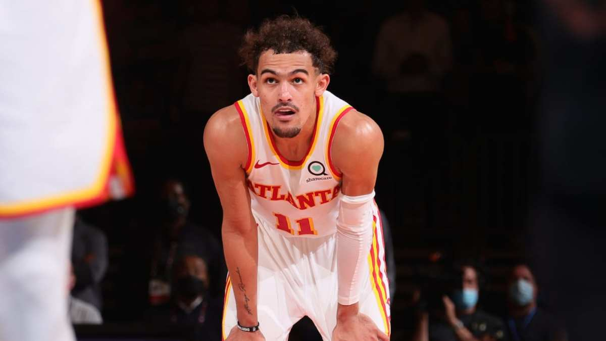 """Joel Embiid On Trae Young- """"He's A Smart Basketball Player..."""""""