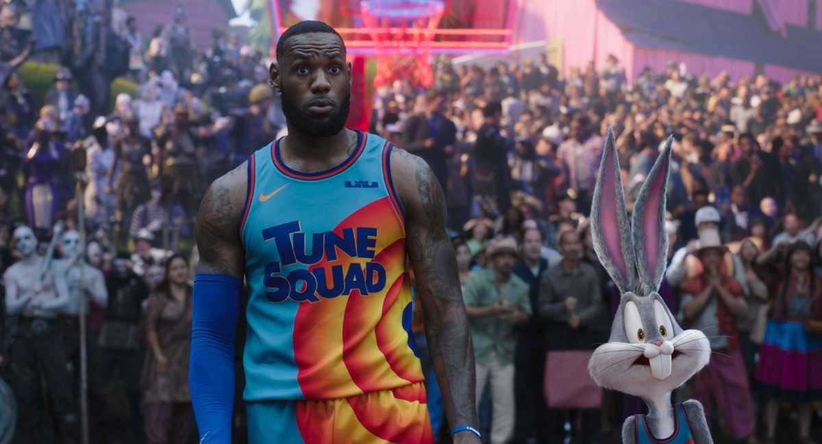 "Bomani Jones Flames Space Jam 2- ""LeBron James Is Not Michel Jordan..."""
