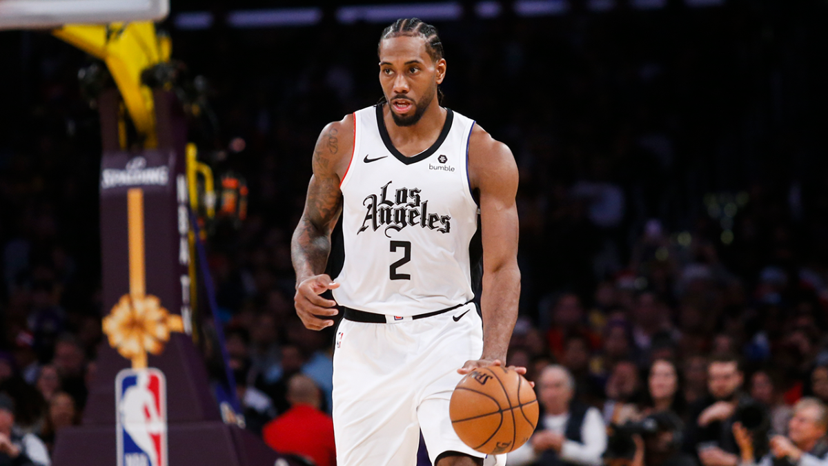 Mr. Clutch- Kawhi Leonard Has Not Missed A Shot In The 4th Quarter Of All 5 Games The Clippers Won During The Playoffs