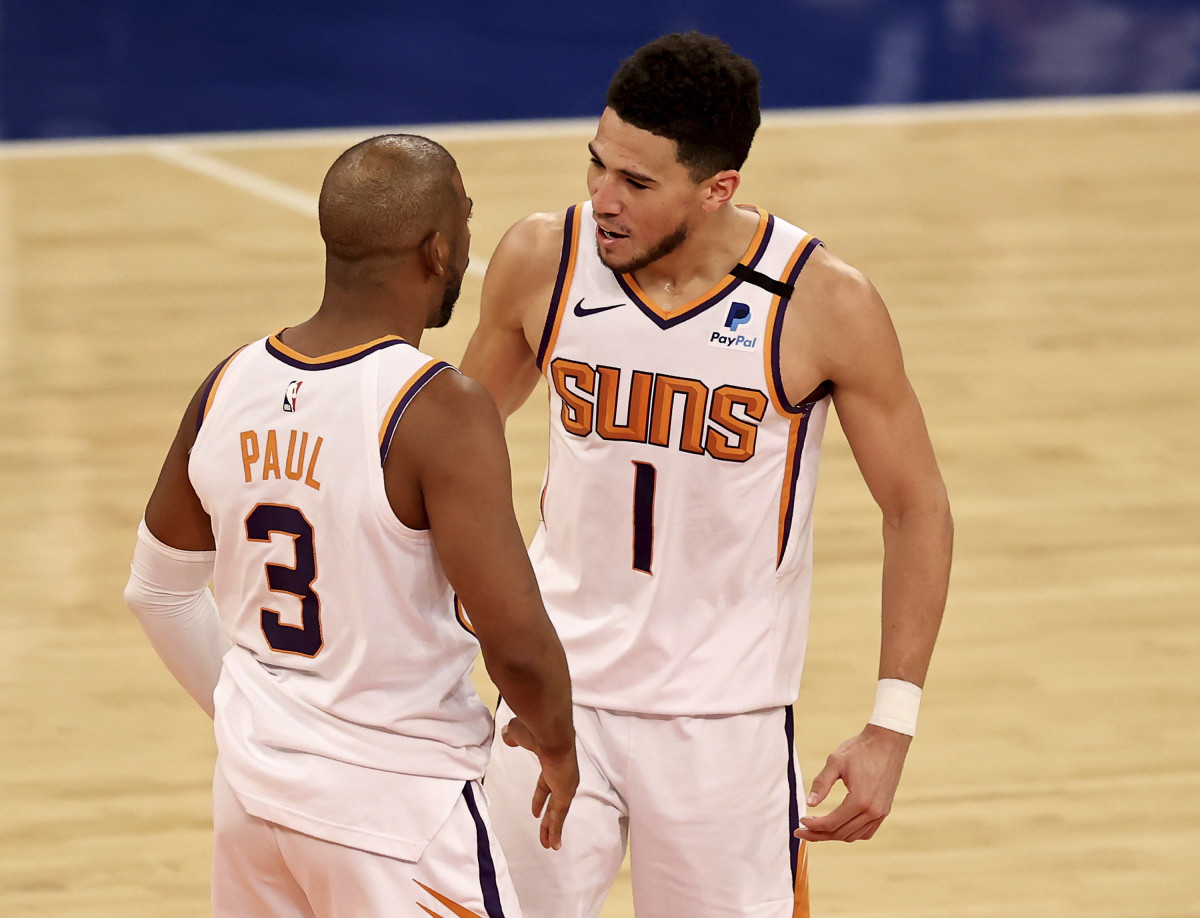Phoenix Suns Given The Highest Odds Of Winning The NBA Finals