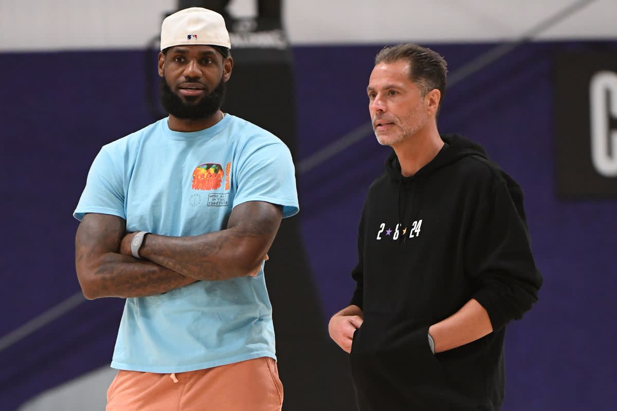 """Lakers VP Rob Pelinka Confirms LeBron James And Anthony Davis Will be Involved In Roster Decisions- """"Both Great Basketball Minds..."""""""