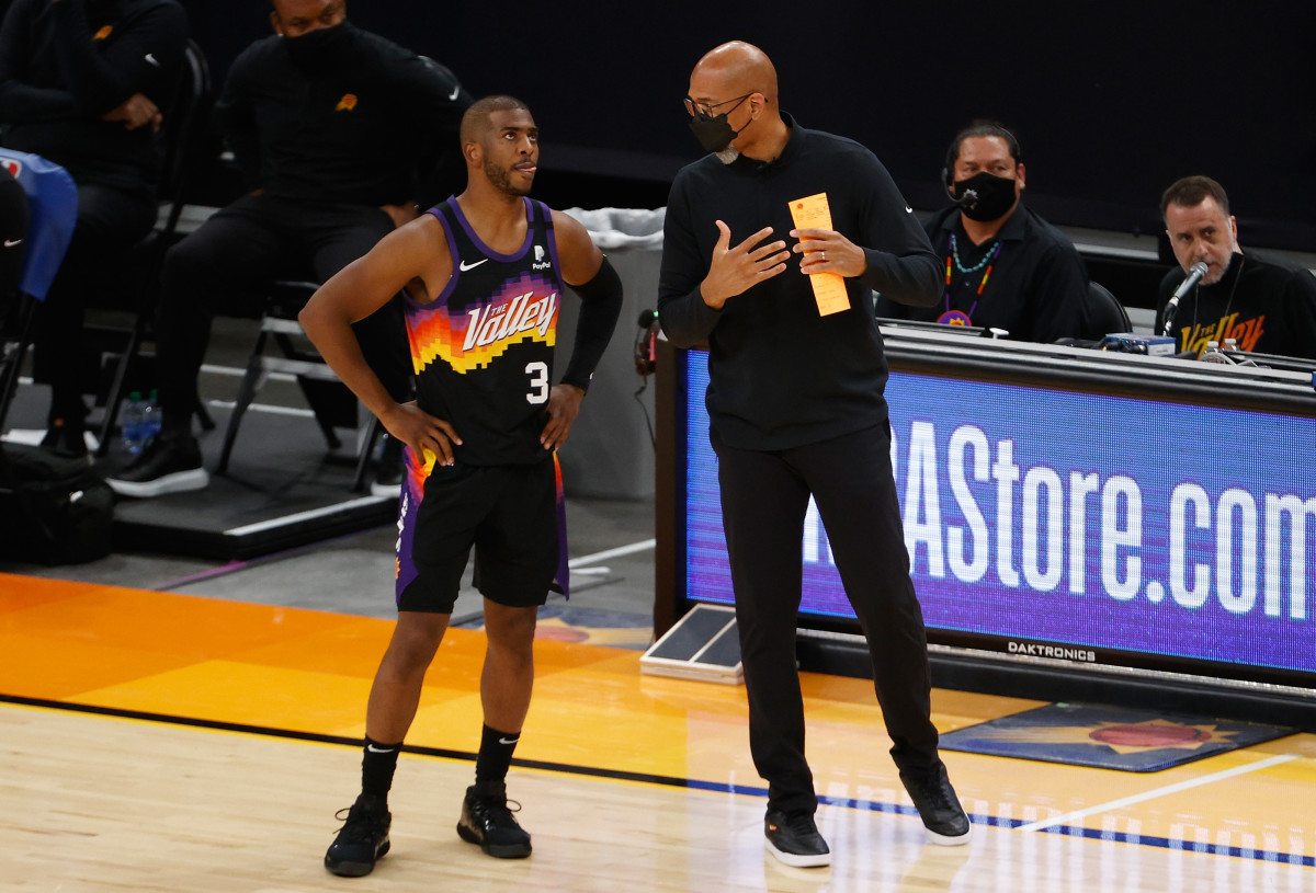 """Monty Williams On Chris Paul- """"The Darkest Moment Of My Life, Chris Was Right There."""""""