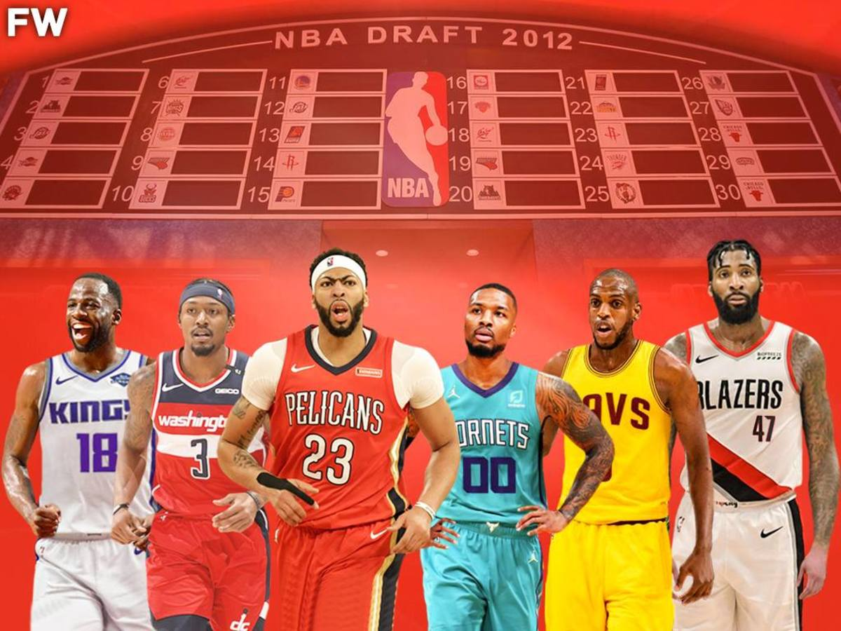 Re-Drafting The 2012 NBA Draft: Charlotte Hornets Would Select Damian Lillard As Their Franchise Player