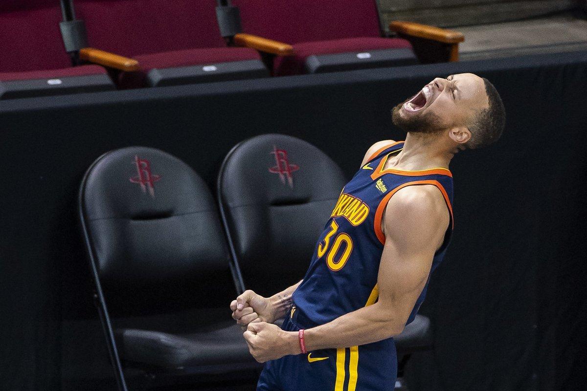 The Official 2021 All-NBA Teams- Steph Curry, LeBron James, Paul George