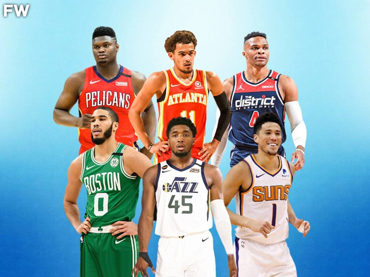 The Biggest Snubs From The 2021 All-NBA Teams