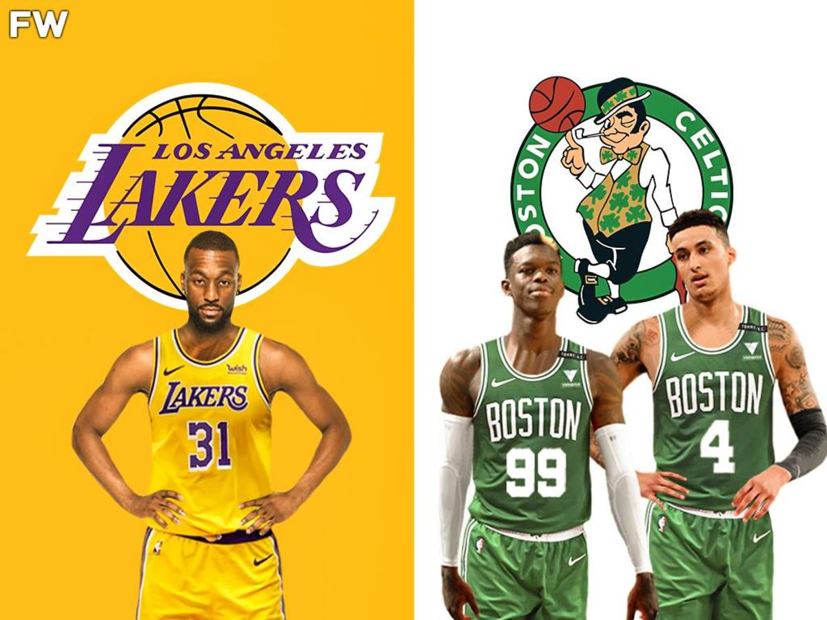 NBA Rumors: Lakers Could Land Kemba Walker For Kyle Kuzma And Dennis Schroder