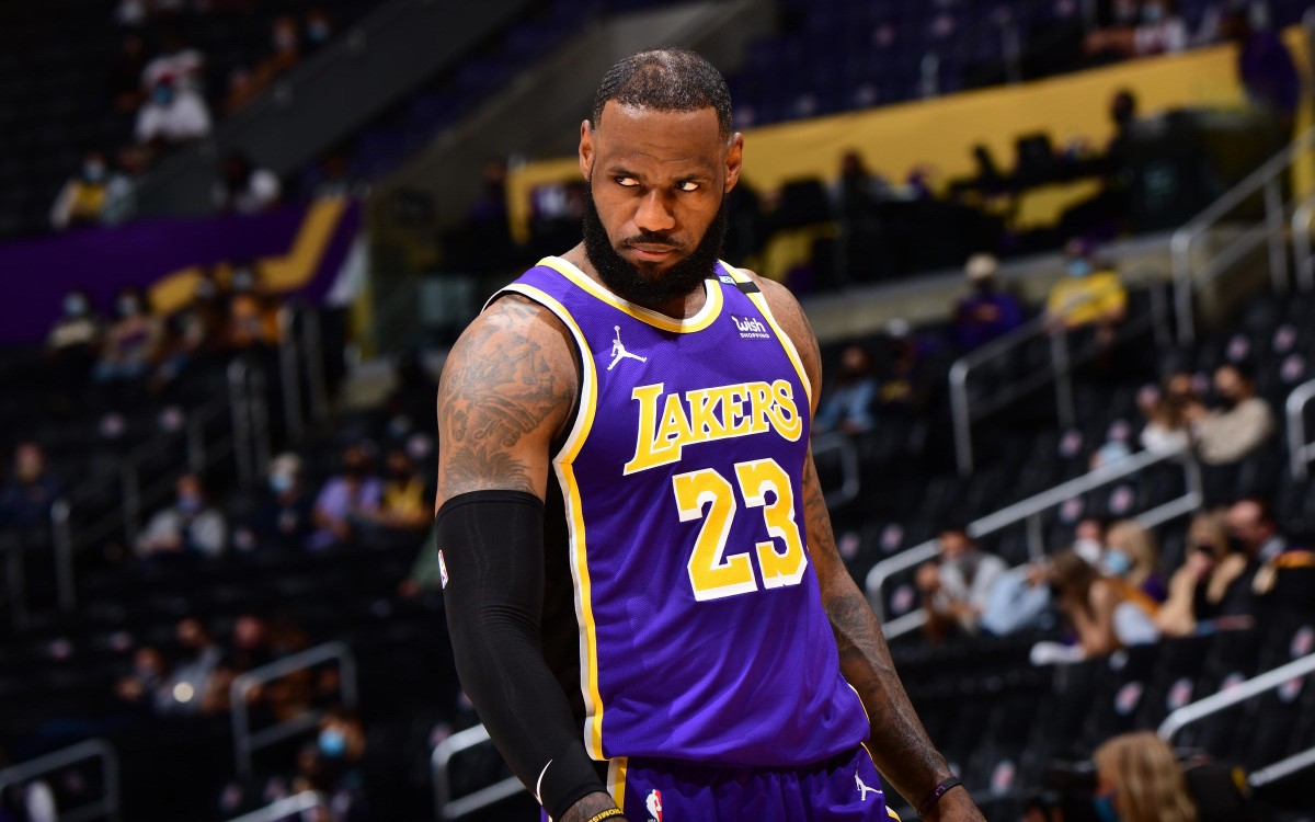 """LeBron James On Haters And Opposition Fans: """"To Feel That Adversity, To Feel That Tension Is What Brings Out The Best In Us"""""""