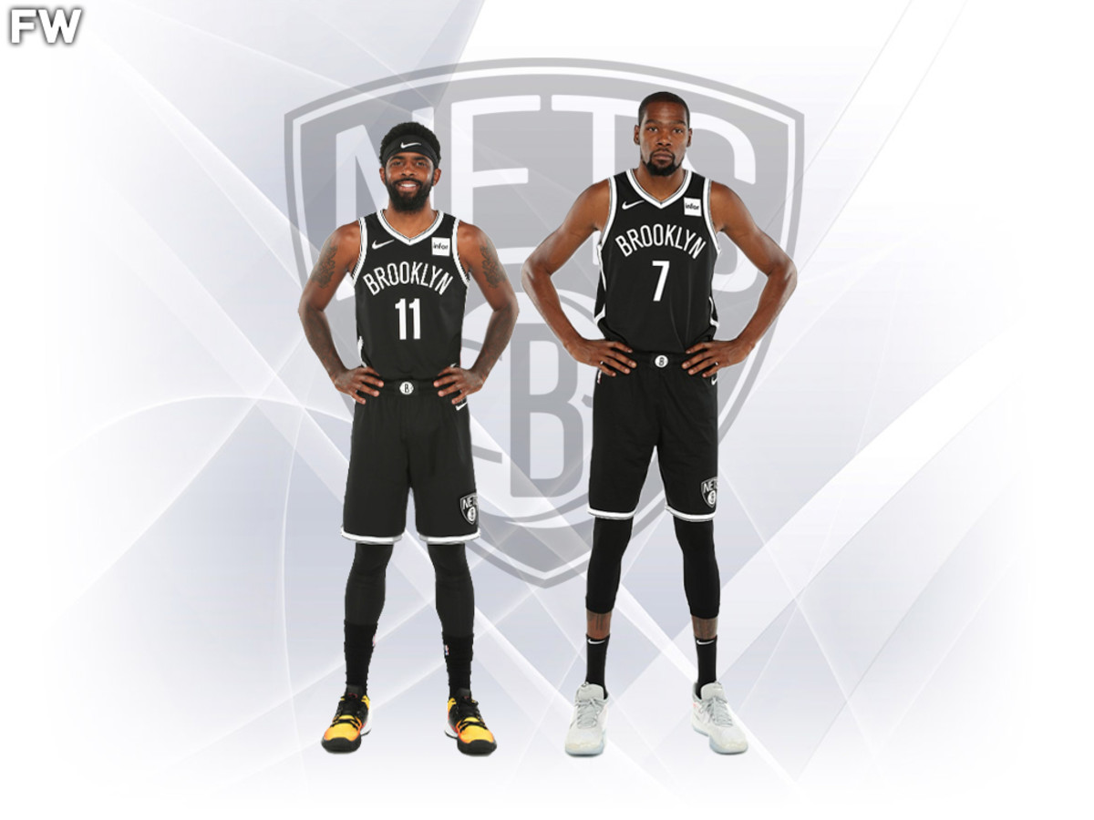 """Matt Sullivan Reveals How Kyrie Irving And Kevin Durant Created The Brooklyn Nets Superteam: """"Why Can't I Do Something Different?"""""""