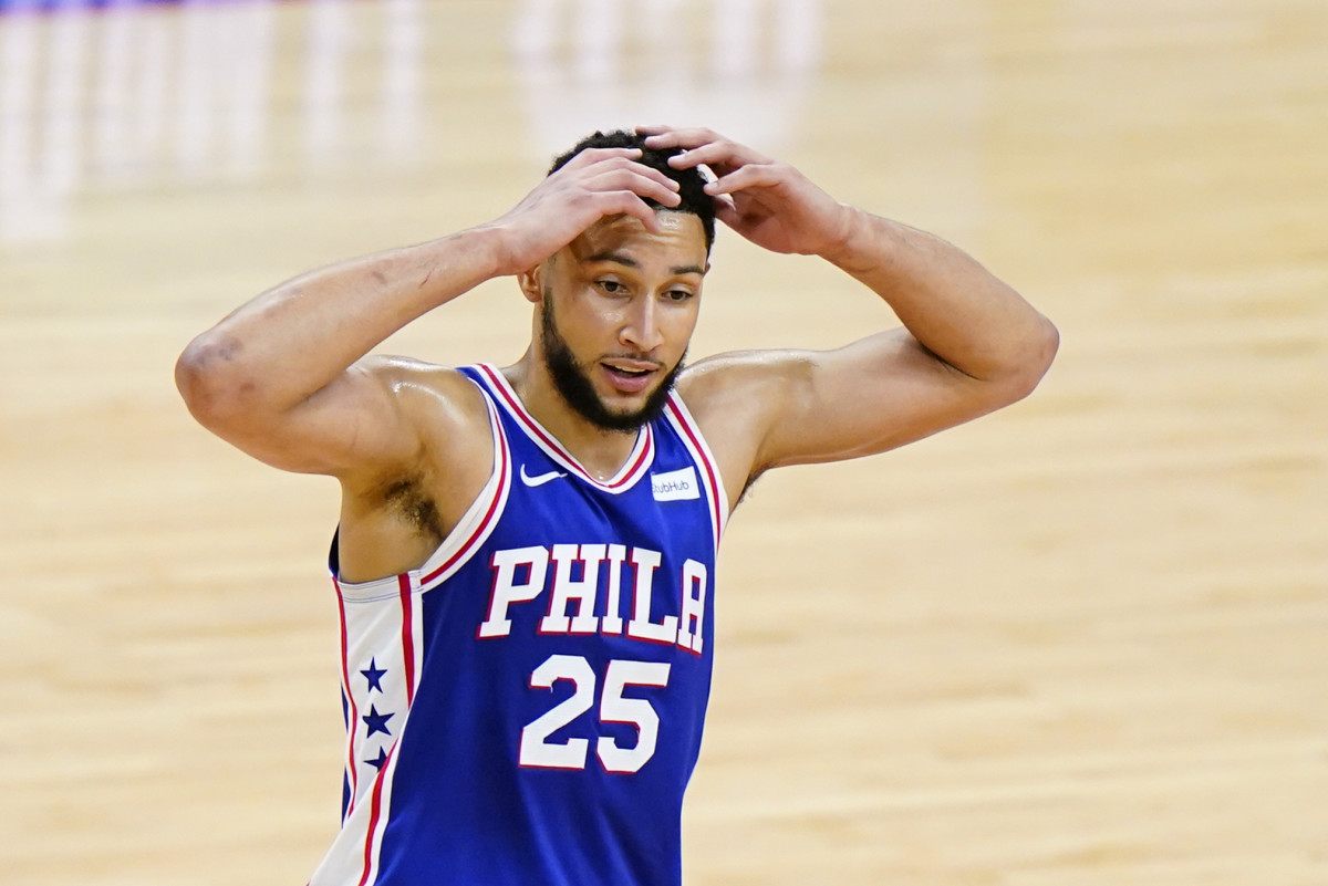 NBA Fans Destroy Ben Simmons After Scoring Just 6 Points In Game 6