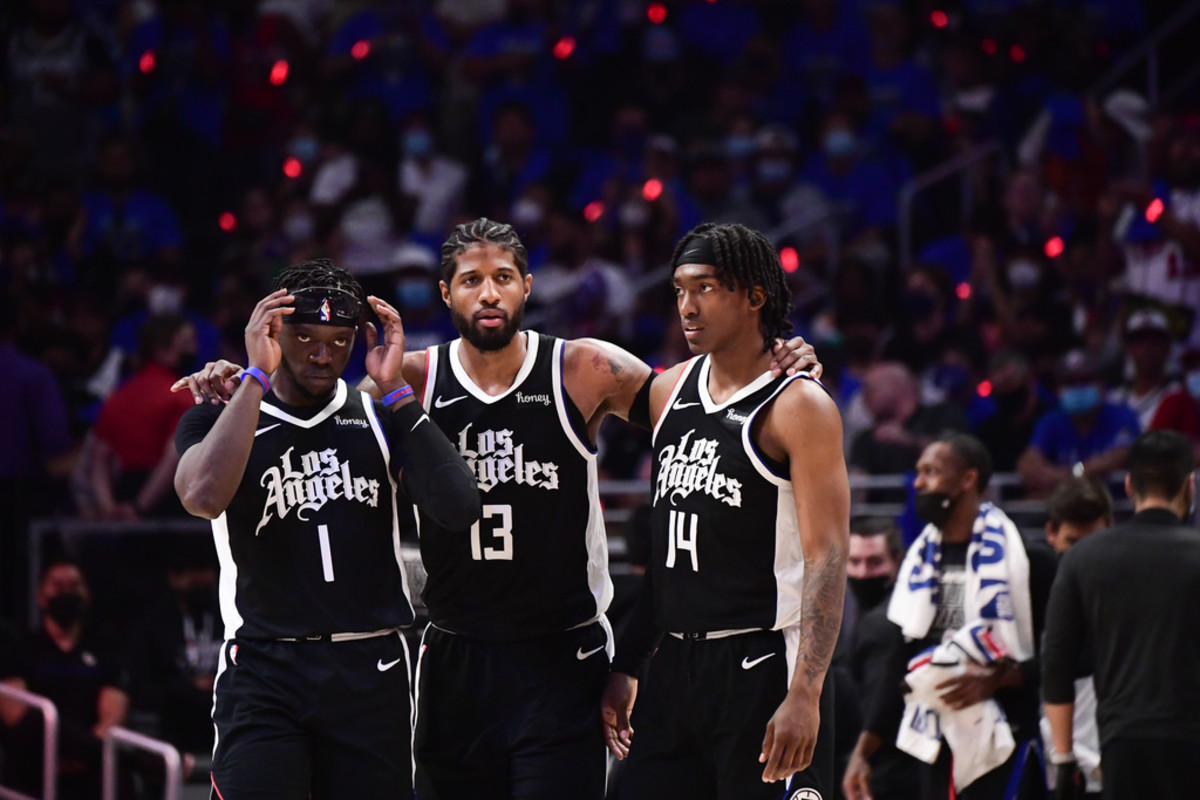 The Los Angeles Clippers Break The Internet After Booking Their First Conference Finals Appearance In Franchise History
