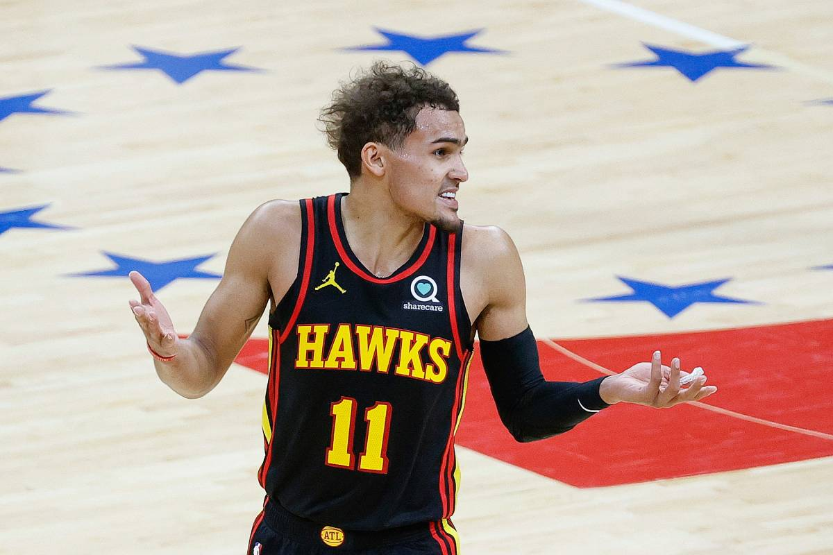 """Trae Young After Game 6 Loss- """"A Lot Of People Wouldn't Have Guessed We'd Be Here."""""""