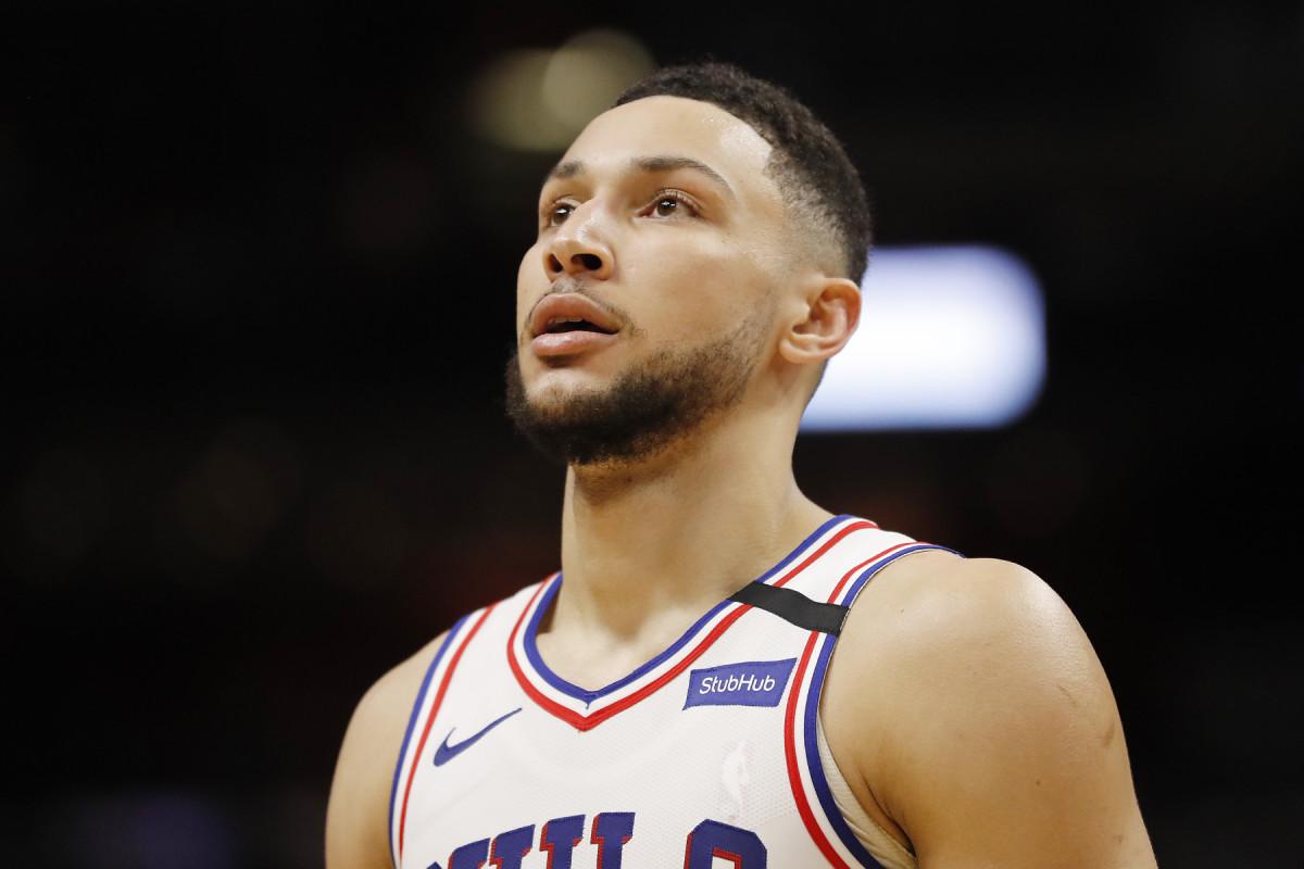 NBA Rumors- Ben Simmons' Trade Value Has Tanked Amid Playoff Struggles