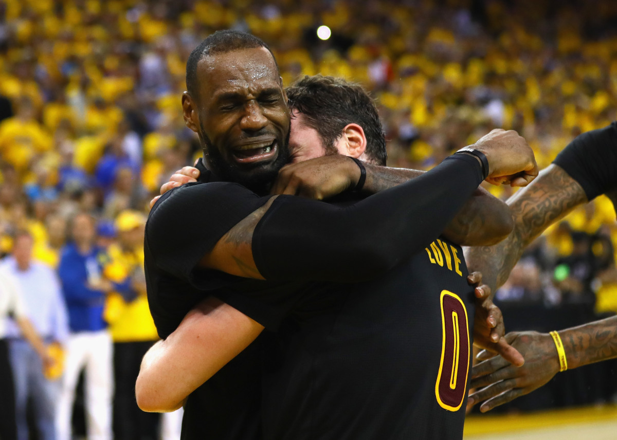 """LeBron James Reflects On 2016 Title- """"What A Time To Be Alive!"""""""