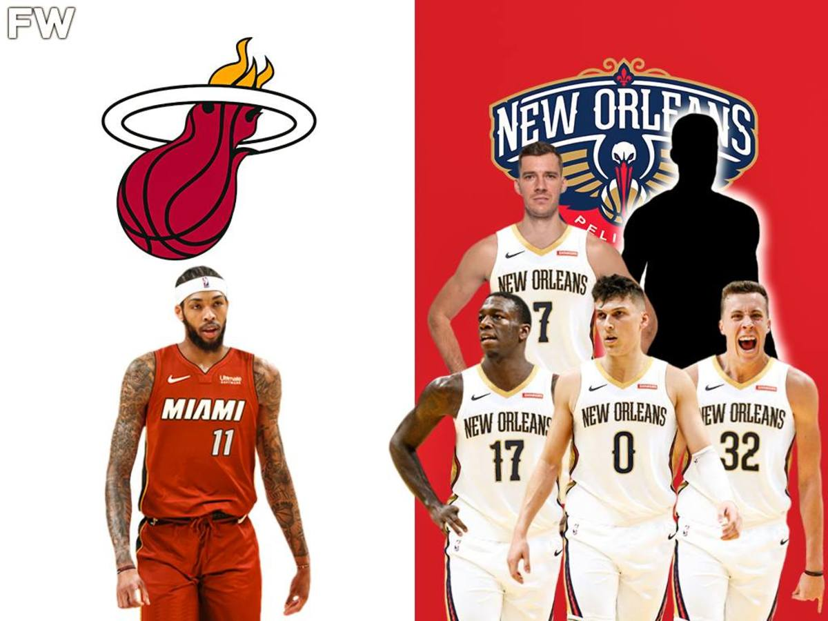The Blockbuster Trade Idea: Miami Heat Can Land Brandon Ingram For 5 Players