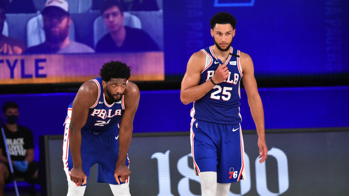NBA Fans Shocked As Sixers Lose Game 7 To Atlanta Hawks