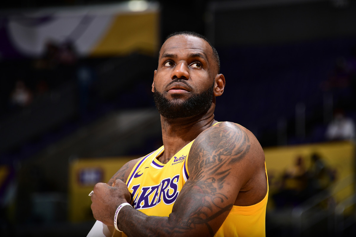 """Paul Pierce Says Lakers Not Winning NBA Championship Is A Big Hit On LeBron James' Legacy: """"He's Not Top 5 All-Time If Lakers Don't Win"""""""