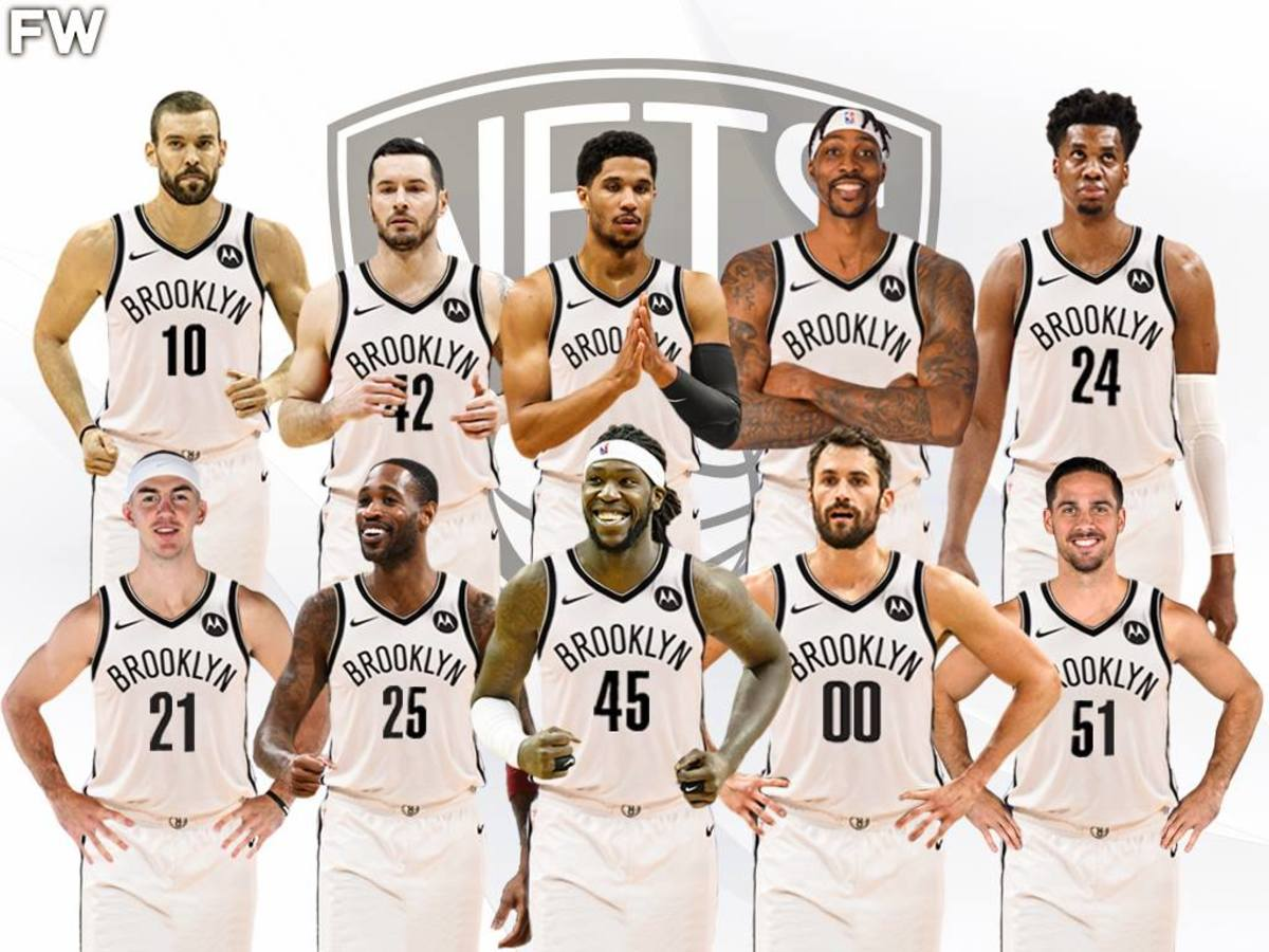 10 NBA Stars That Could Join Brooklyn Nets This Summer